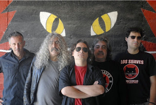 Los Suaves. Festival Derrame Rock XVIII. Ourense