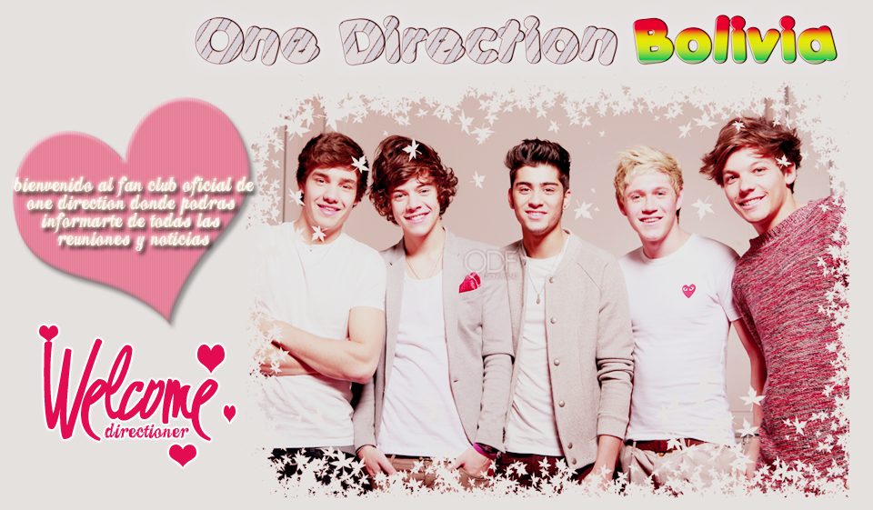 One Direction Bolivia Fan Club Oficial
