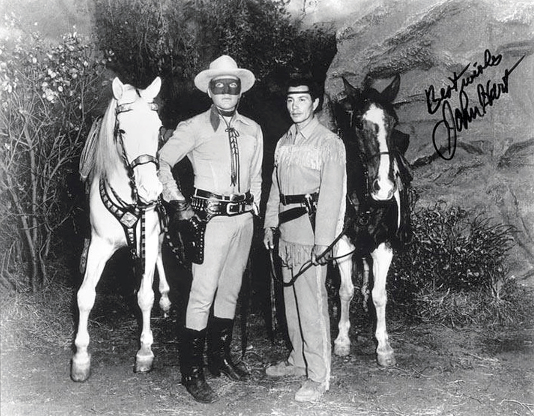 clayton moore and jay silverheels