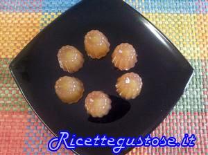 caramelle gelatine al mosto di uva