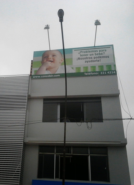PANEL PUBLICITARIO - CONCEBIR LOS OLIVOS