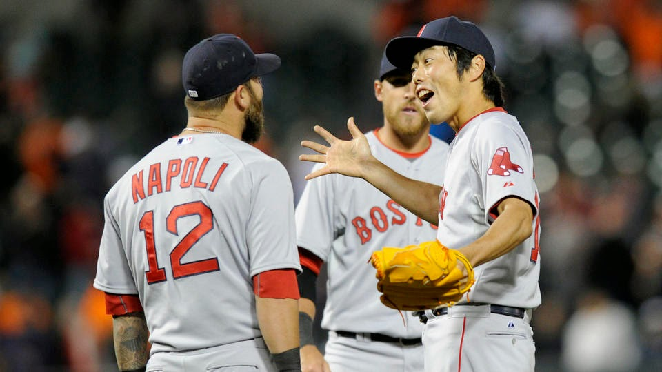 Uehara Expected To Pitch In Pale Hose Series