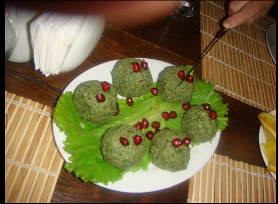 Caravan serai tours the history of syrian armenian cuisine for Armenian cuisine history