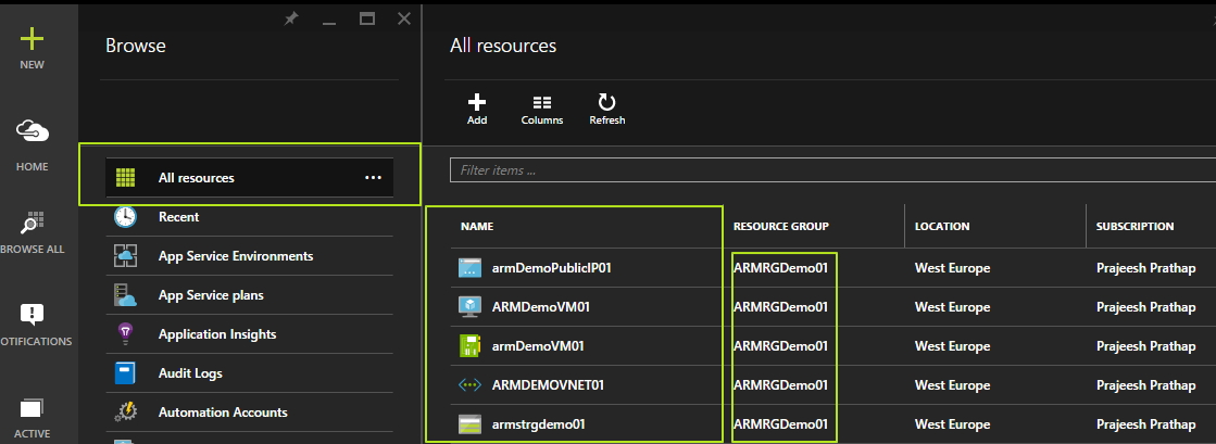 devops with azure resource manager creating your infrastructure using json templates and. Black Bedroom Furniture Sets. Home Design Ideas