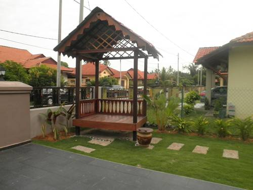 Ment On This Picture Landskap Rumah Teres | Pelauts.Com