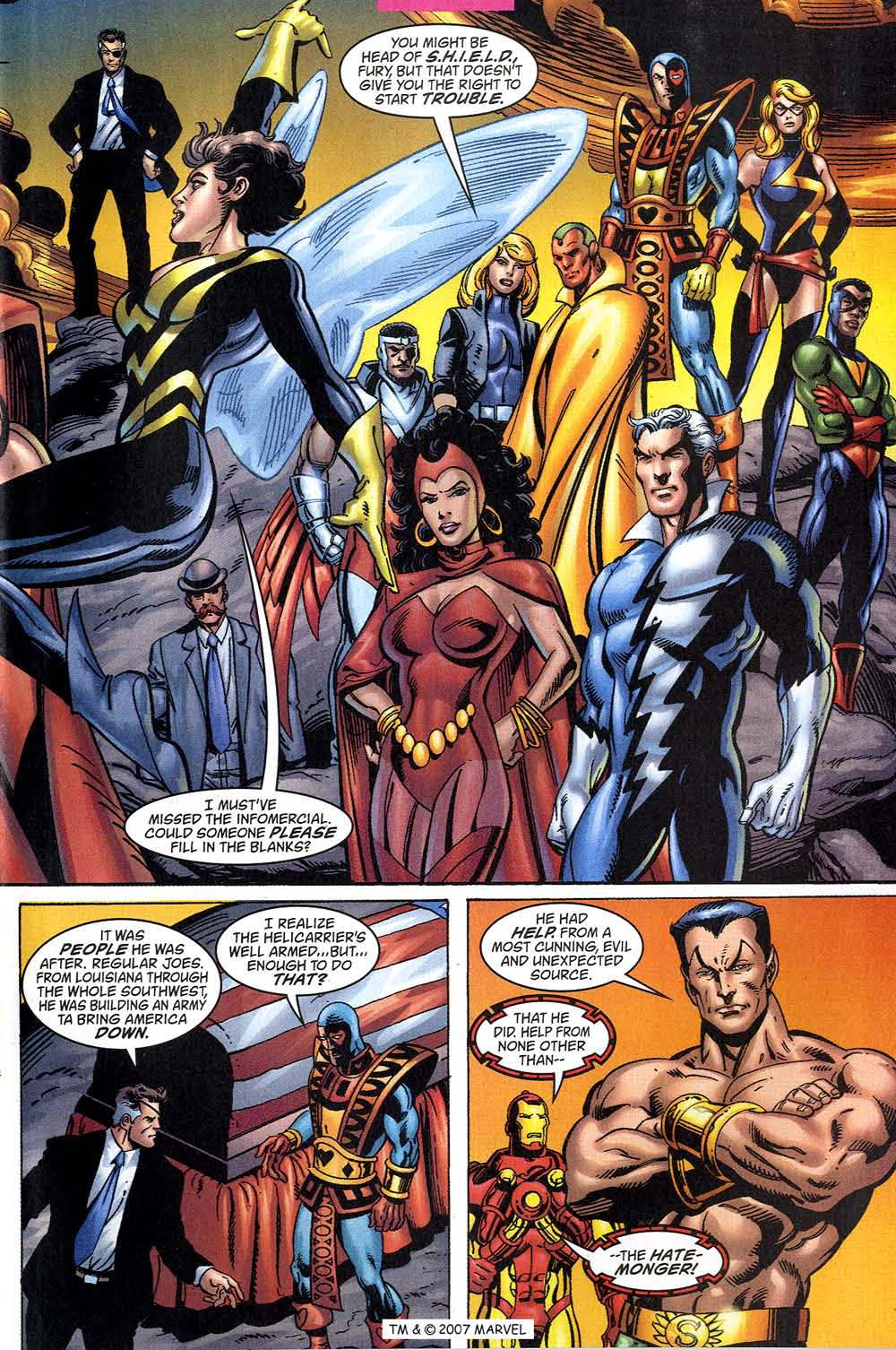 Captain America (1998) Issue #48 #55 - English 5