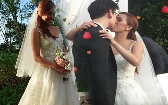 Nikki Gil wedding video