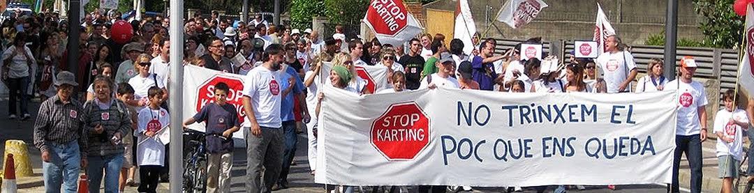 Plataforma Stop Kàrting Llinars del Vallès