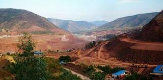 Guanyinyan Dam