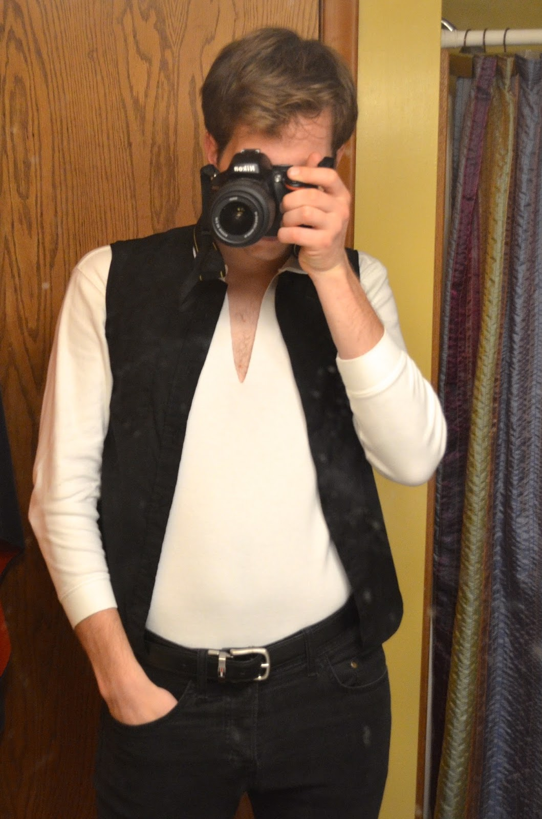 DIY Han Solo