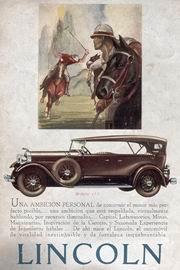 Autos de la época