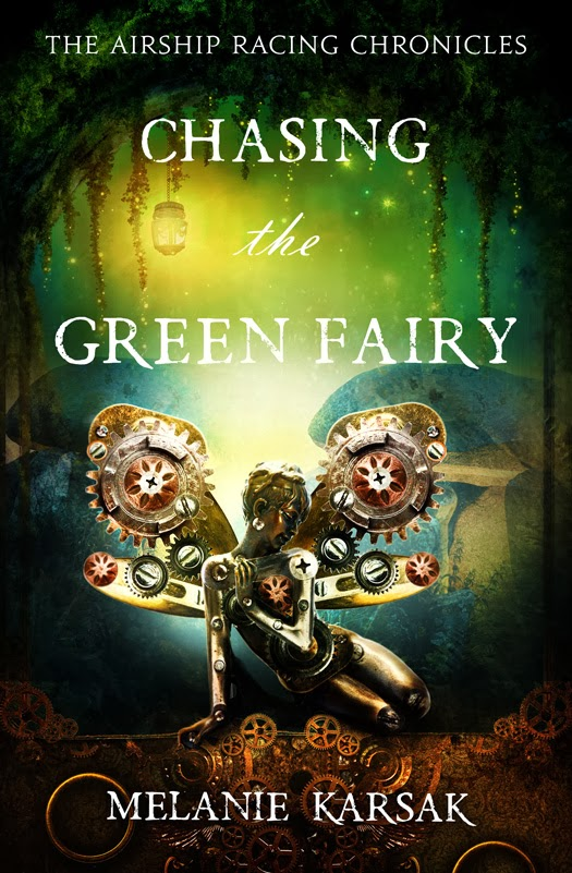 http://www.amazon.com/Chasing-Green-Fairy-Airship-Chronicles-ebook/dp/B00IMSIQMG/