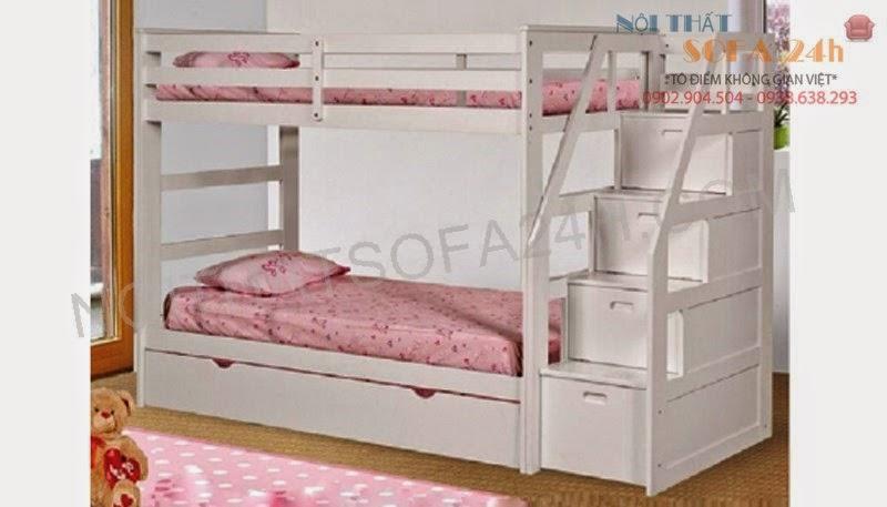 Giường tầng GT018