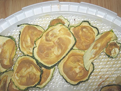 dijon mustard raw dehydrated zucchini chips