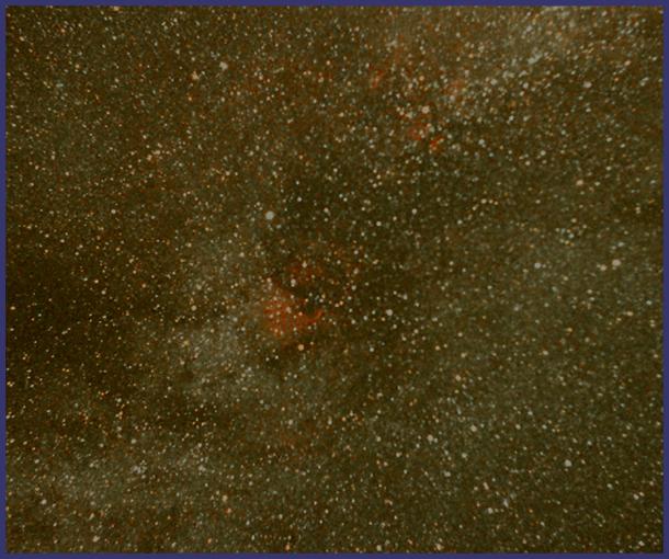 NGC7000, nebulosa Norteamerica NGC7000