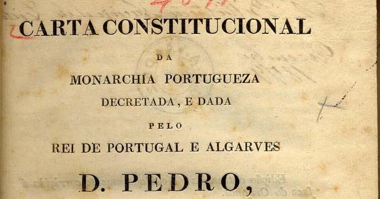 Memorias >> Memórias de Araduca: Efeméride do dia: Juramento da Carta Constitucional de 1826