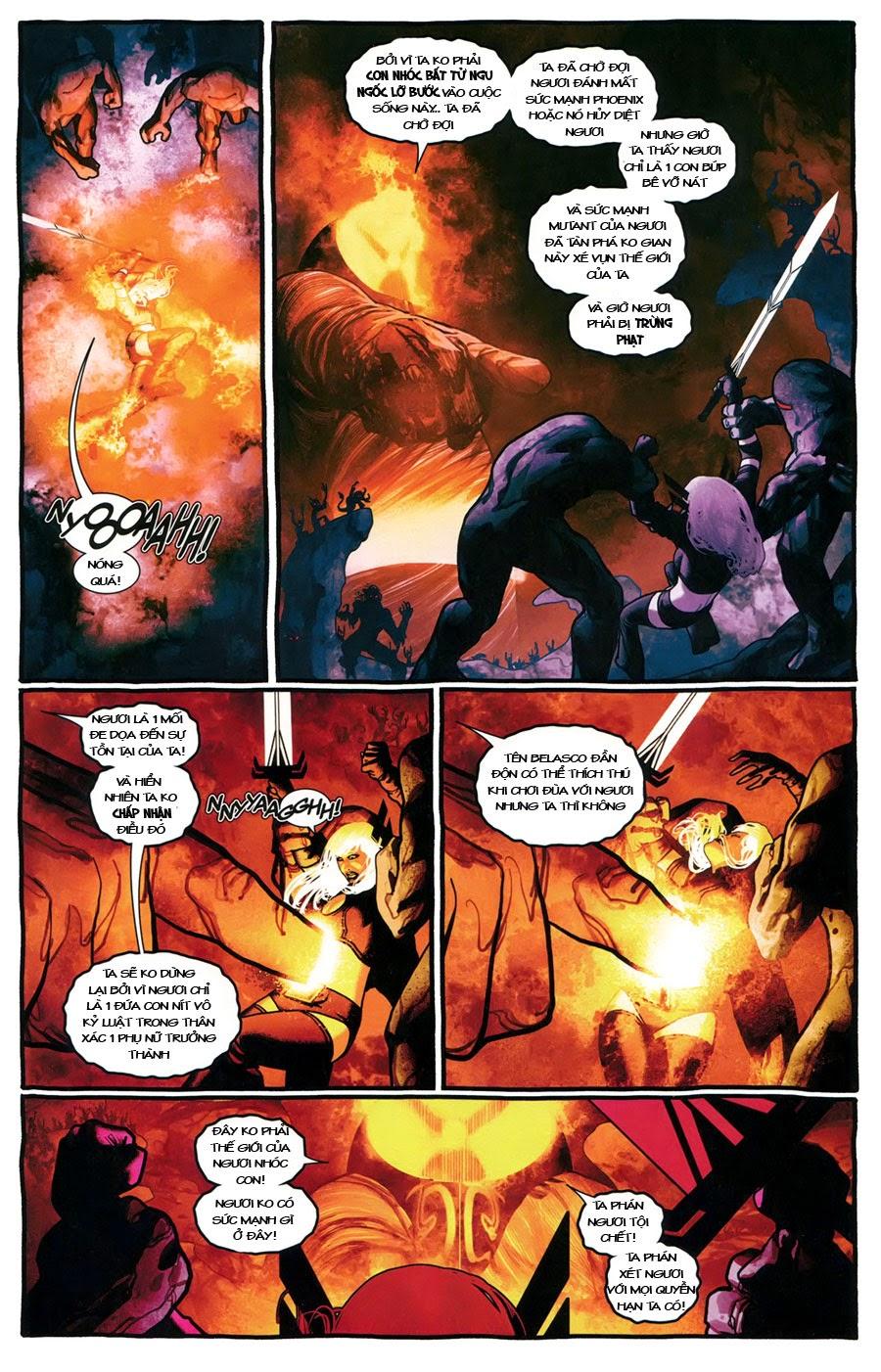 Uncanny X-Men chap 5 - Trang 8