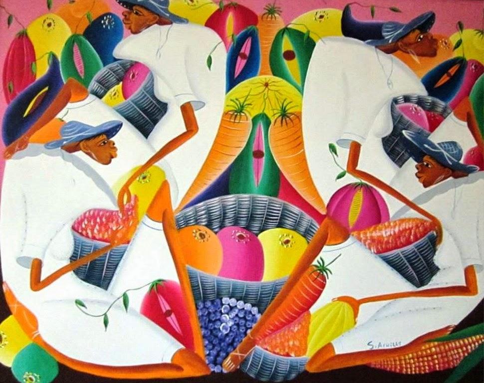 Cuadros modernos pinturas y dibujos im genes de negra - Imagenes para cuadros ...