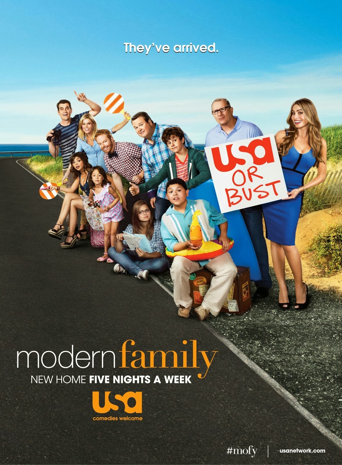 Modern family 6x11 Esp Disponible