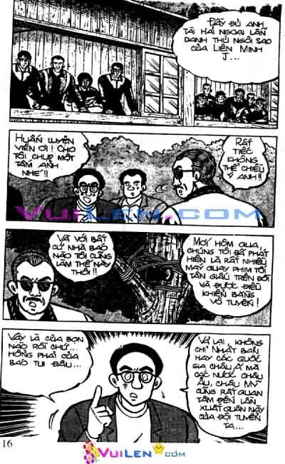 Jindodinho - Đường Dẫn Đến Khung Thành III Tập 55 page 16 Congtruyen24h