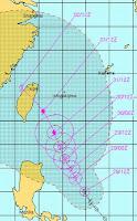 Tropischer Sturm SAOLA / GENER voraussichtlich als Taifun nach Taiwan, Saola, Gener, Philippinen, Taiwan, Taifunsaison 2012, aktuell, Vorhersage Forecast Prognose, 2012, Juli, August,