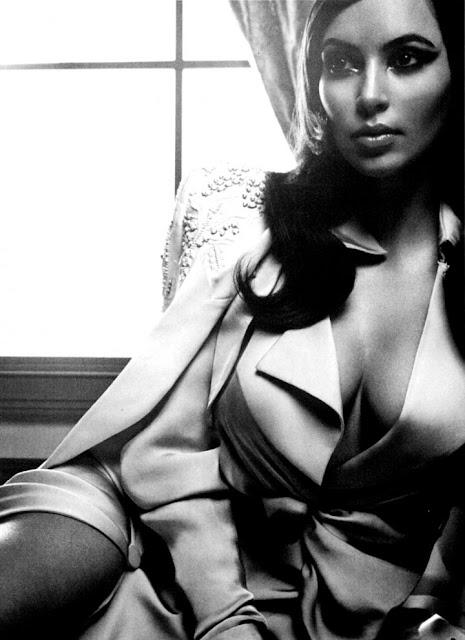 Kim Kardashian elle magazaine 2013