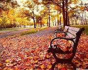 ¿Qué tiene el otoño? Que aliento esparce el otoño ot