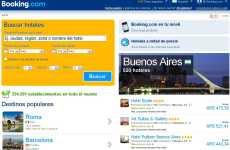 Booking: hoteles de todo el mundo