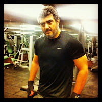 Ajith Kumar's Exercise - Secret