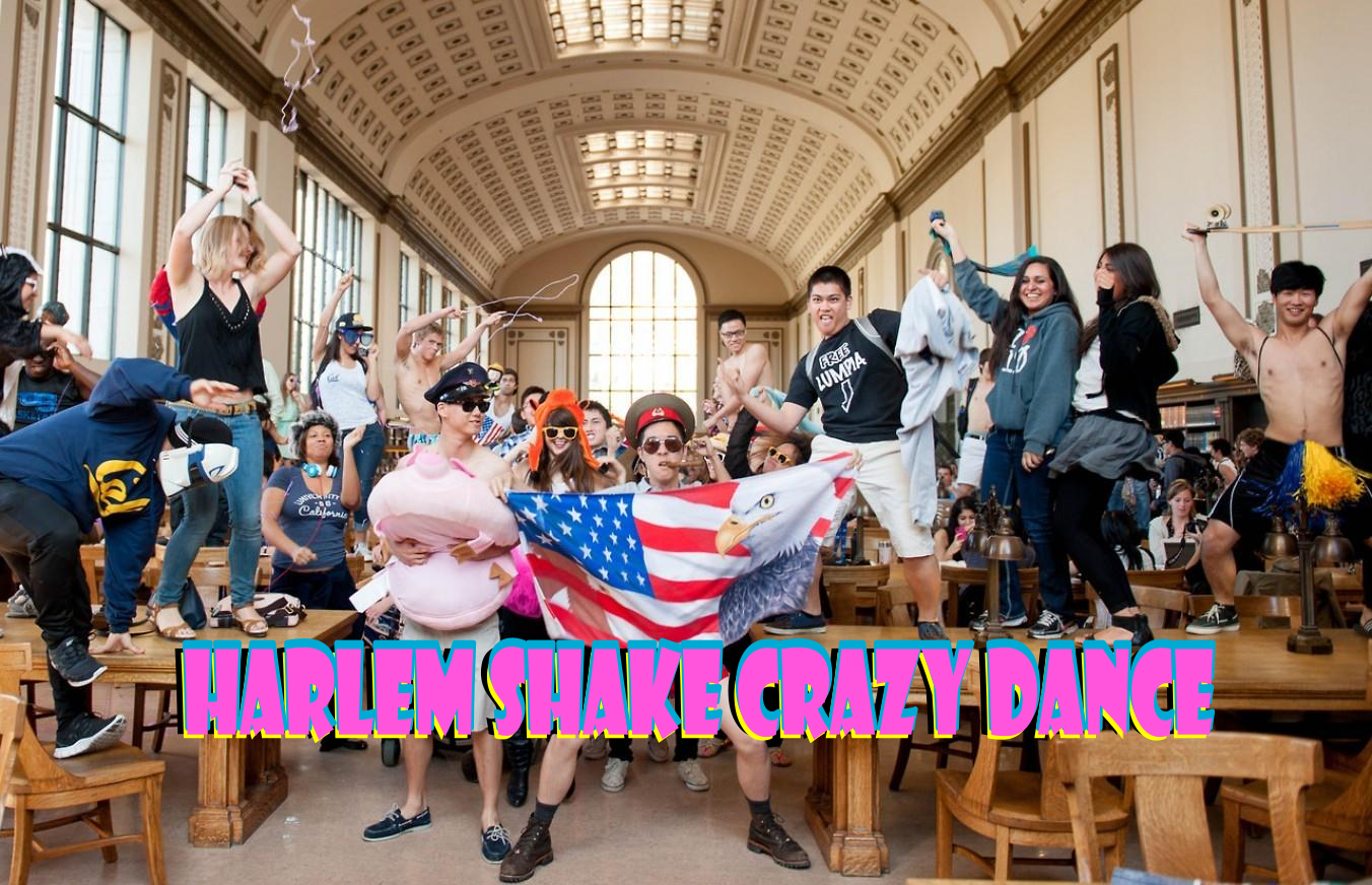 Tarian Harlem Shake