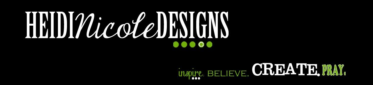 Heidi Nicole Designs