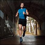 manusia dengan lari terkuat