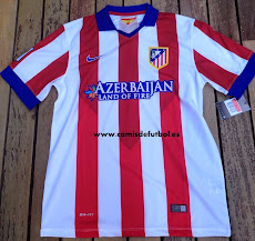 Atletico de Madrid HOME
