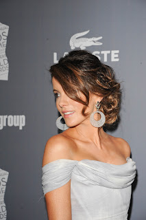 Kate Backinsale looking gorgeous at Costume Designer Guild Awards