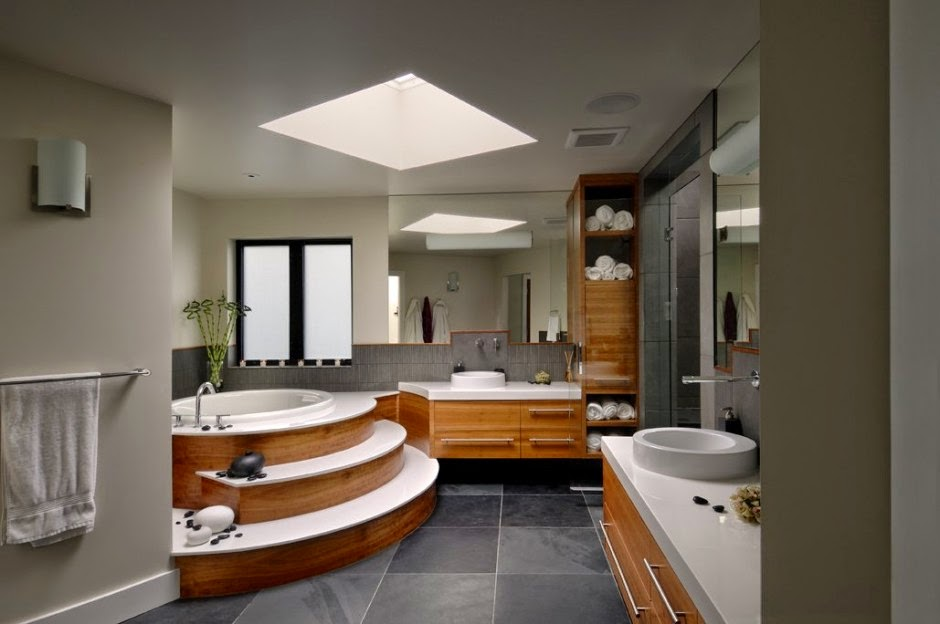 Arquitectura contempor nea armada house kb design for Bathroom ideas victoria bc
