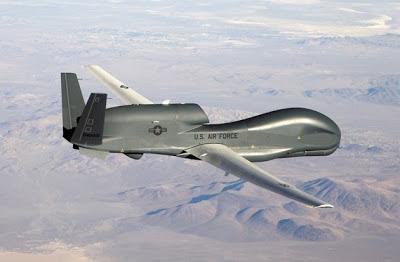 Pesawat tanpa awak RQ-4 Global Hawk