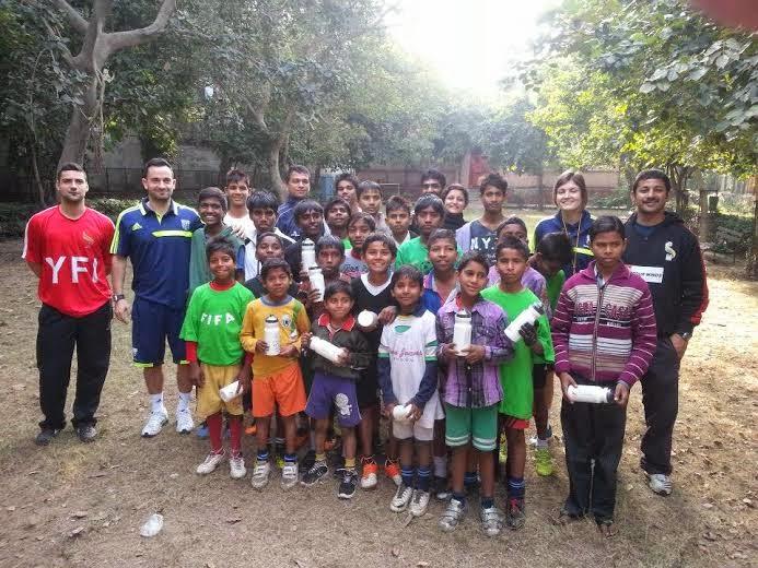 West Brom funding 25 scholarships to Delhi based academy YFI