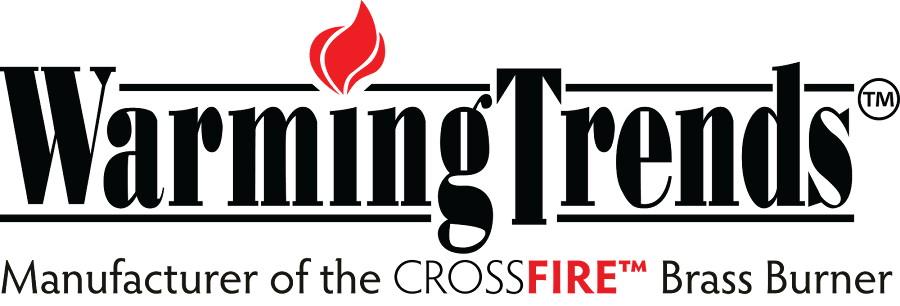 Warming Trends - Manufacturer of the Crossfire™ Brass Burning Systems & Custom Fire Pits!