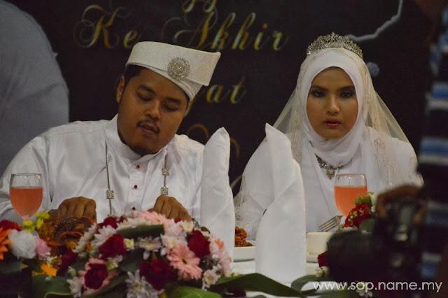 Selamat Pengantin Baru Ahli EduRiders@KL - Muz dan Pasangan