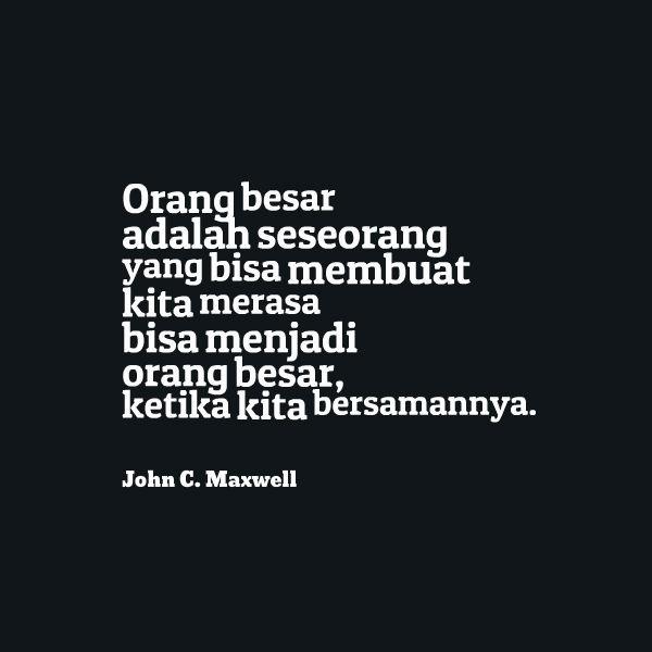 kata mutiara motivasi orang besar bahasa indonesia