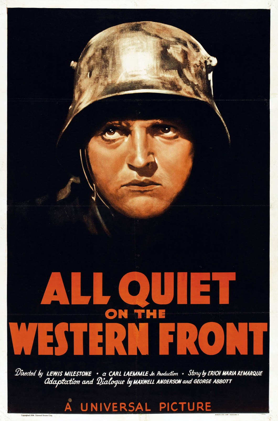 all quiet on the western All quiet on the western front paul's death cont paul bäumer - a young german soldier fighting in the trenches during world war i paul is the protagonist and narrator of the novel stanislaus katczinsky - a soldier belonging to paul's company and paul's best friend in the army kat, as he is known, is forty years old at the beginning.