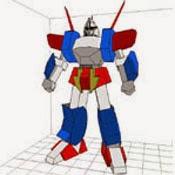Zandakurosu Gundam Papercraft