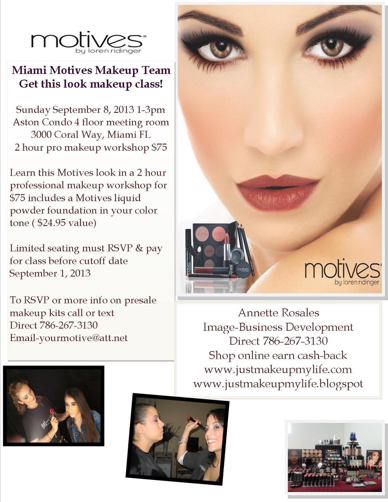 Makeup classes miami