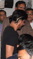 Shahrukh,Sehwag and Gautam Gambhir Snapped At Olive Bar