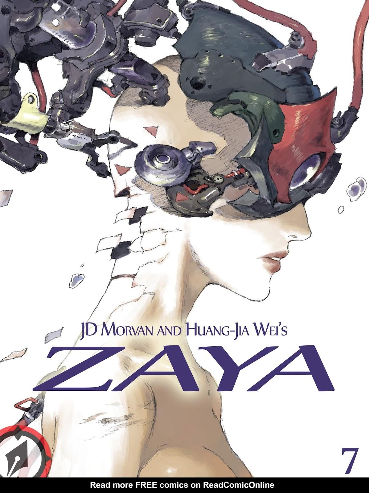 Zaya issue 7 - Page 1