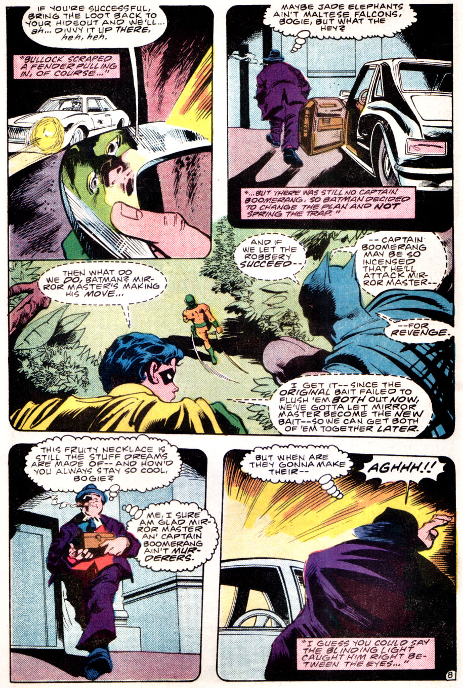 Detective Comics (1937) Issue #555 Page 9