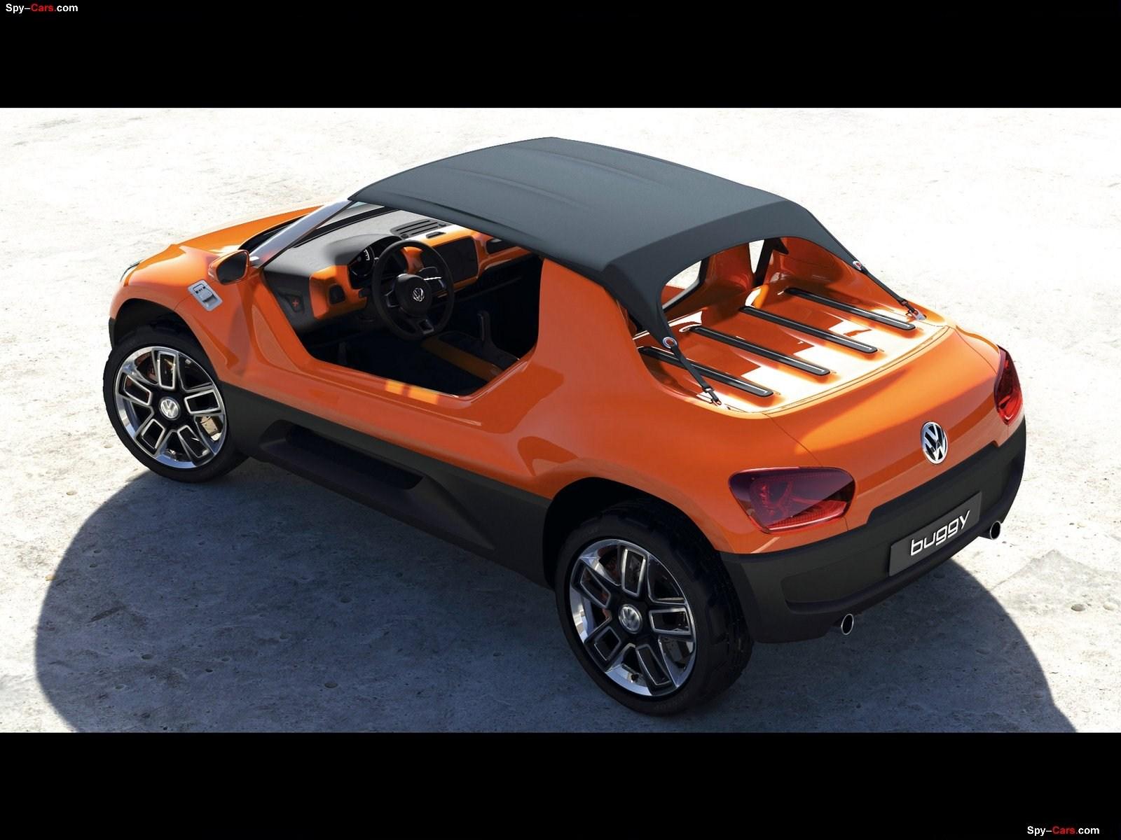 2011 Volkswagen Buggy Up Concept | Volkswagen Autos Spain
