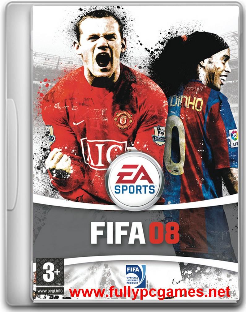 FIFA 2008 Game. fifa 2008 torent exe.