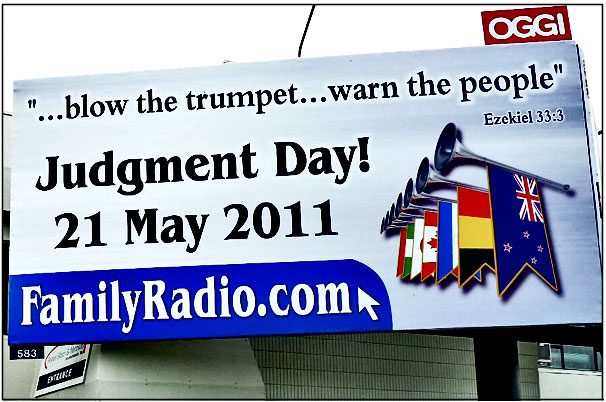 may 21st judgement day billboard. may 21 judgement day