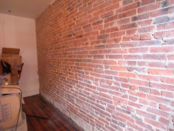 Brick Box Image Interior Brick Veneer